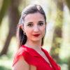 Portrait de Laurène Paterno réalisé, par la photographe Laurine Mottet, à Vidy en avril 2019.