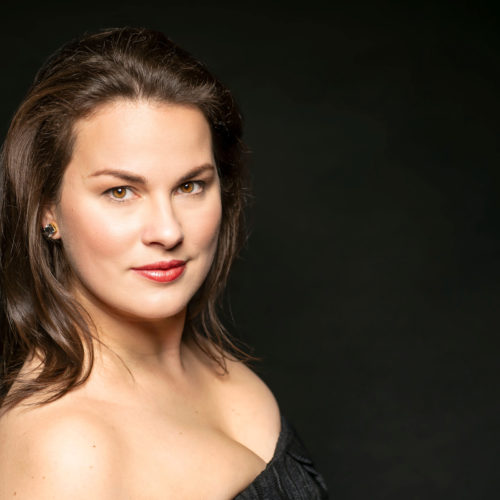 1/8/19 2:27:48 PM -- Chicago, IL, USA  Soprano, Marie-Eve Munger  © Todd Rosenberg Photography 2019