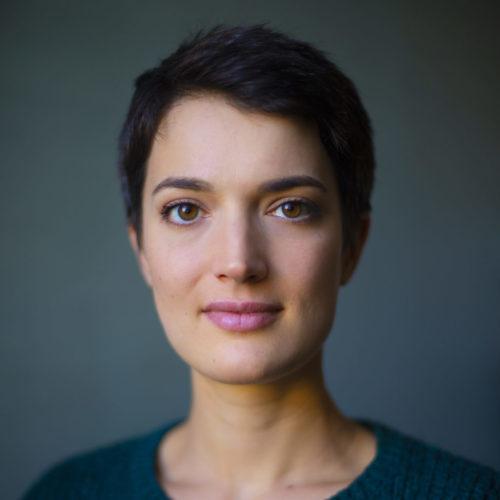 Portrait Natalie Pérez